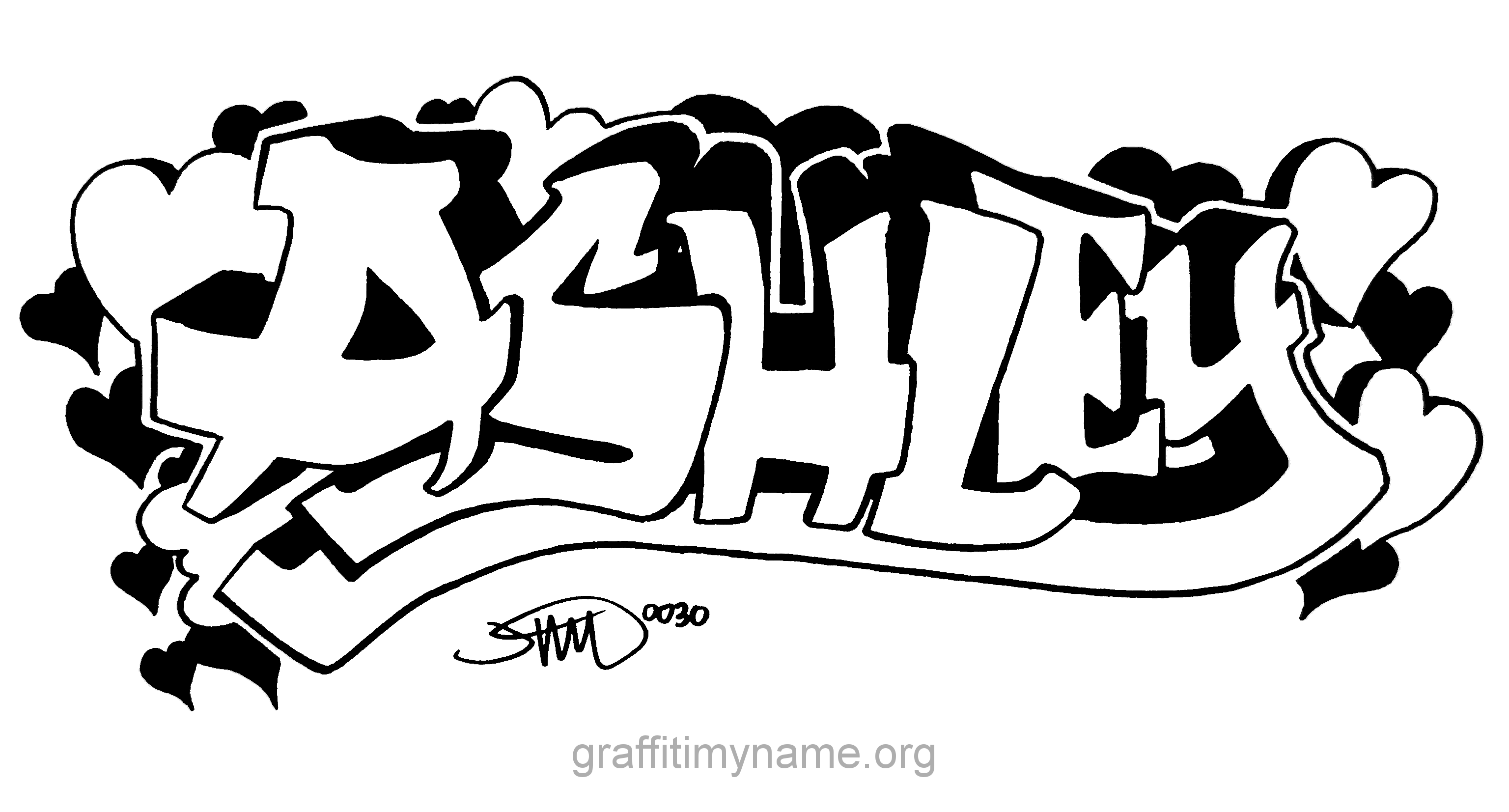 Hailey Name Coloring Pages Coloring